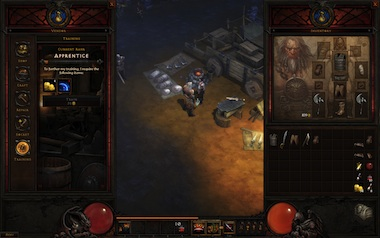 Diablo 3, screenshot, Blizzard