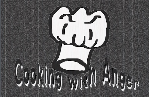 Cooking with Anger - Mark Marino